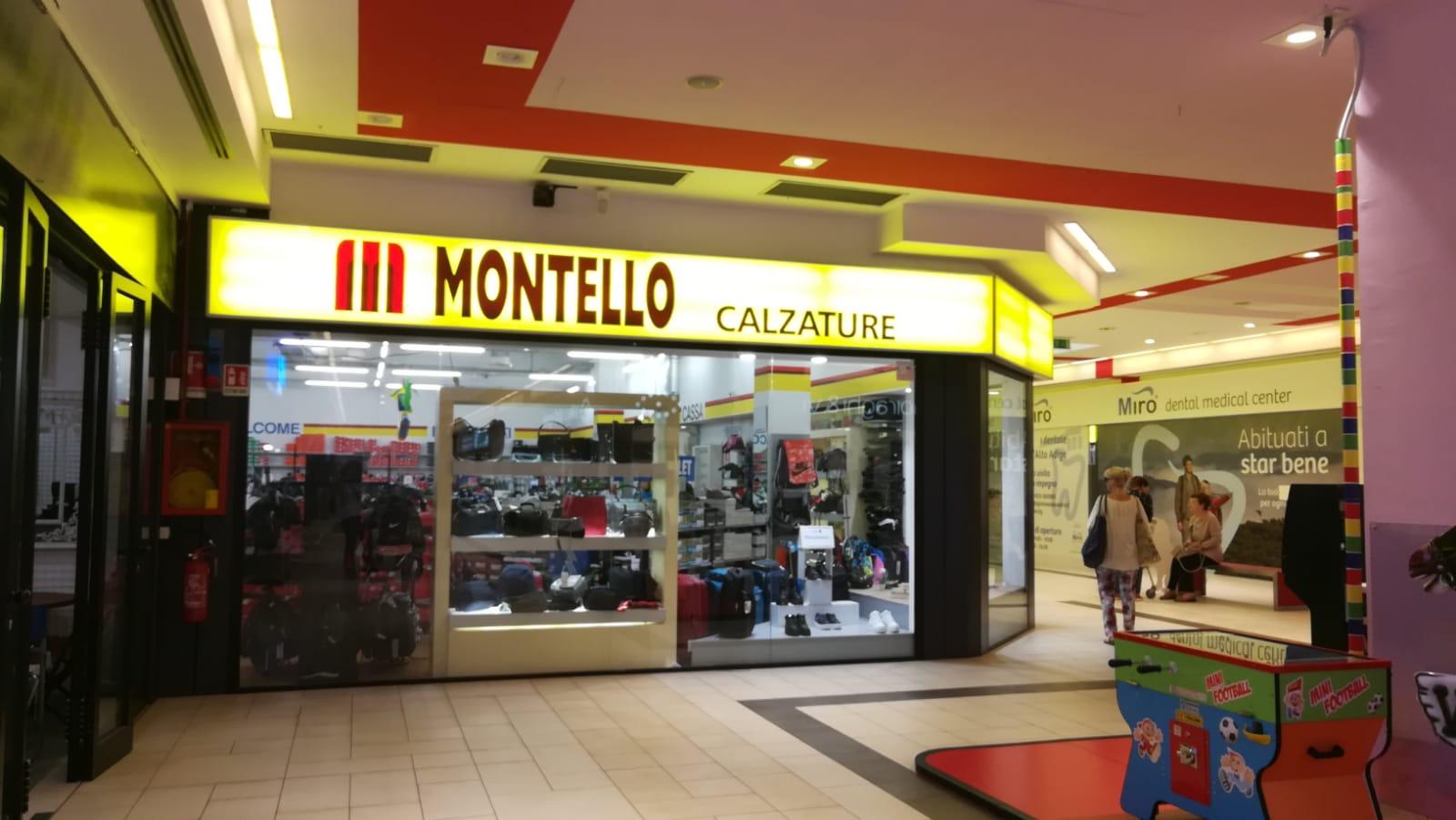 Montello Calzature punto vendita Alessandria