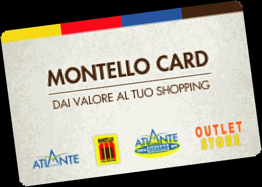 Richiedi la tua Montello Card