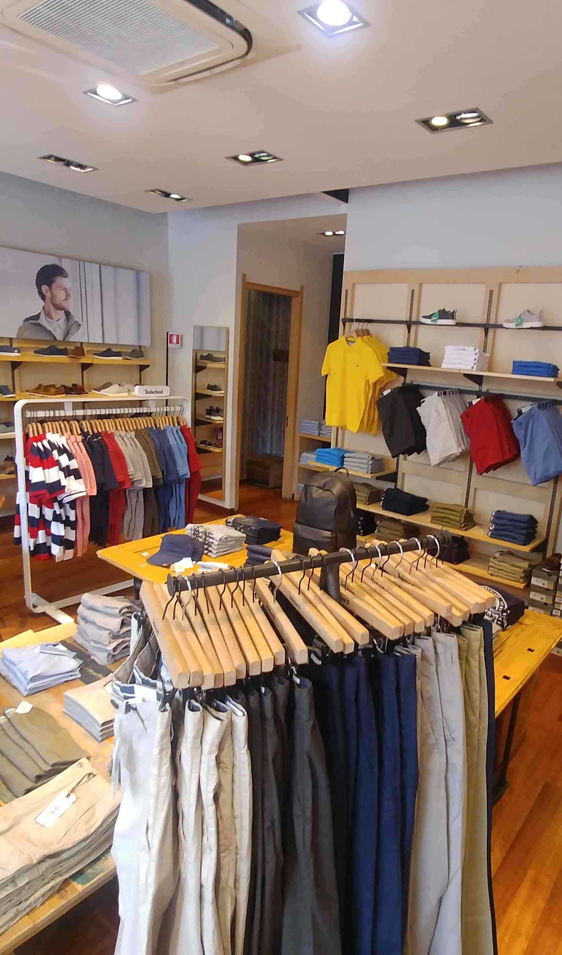 Timberland store cuneo