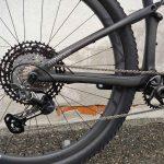Bici epic s-works evo 29 dettaglio ruota posteriore