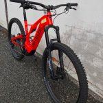 Bici Levo Fsr Comp Carbon Lato Destro Davanti