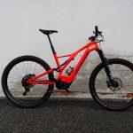 Bici Levo Fsr Comp Carbon Lato Destro Intero