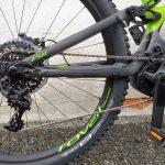 Bici Levo Fsr Expert Carbon Dettaglio Ruota Posteriore