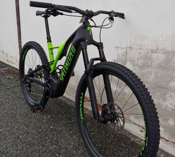 Bici Levo Fsr Expert Carbon Lato Destro Davanti