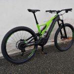 Bici Levo Fsr Expert Carbon Lato Destro Dietro
