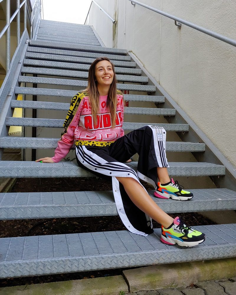 Outfit Completo Adidas