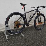 Bici Sworks Hardtrail Ultralight Lato Destro Davanti