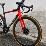 Bici Tarmac Sworks Disc Dettaglio Corona