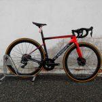 Bici Tarmac Sworks Disc Lato Destro Intero