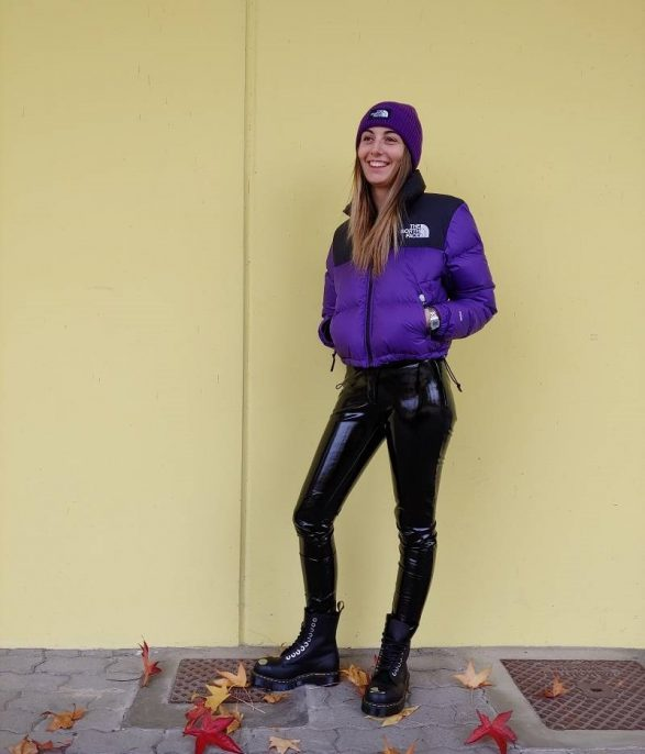 Outfit completo only-northface-dr.martens